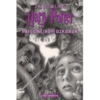 HARRY POTTER E O PRISIONEIRO DE AZKABAN (CAPA DURA) Edição Comemorativa dos 20 anos da Coleção Harry Potter