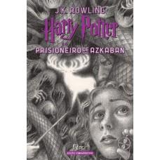 Harry Potter e o Prisioneiro de Azkaban CAPA DURA