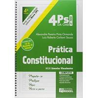 4Ps Da Oab - Prática Constitucional