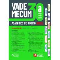 VADE MECUM ACADEMICO DIREITO 30ED 20