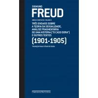 Freud (1901-1905) - três ensaios sobre a teoria da sexualidade e outros textos