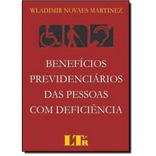 Beneficios Previdenciarios Das Pessoas Com Deficiencia