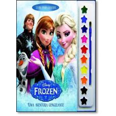 Frozen - Uma Aventura Congelante (Col. Aquarela Disney)