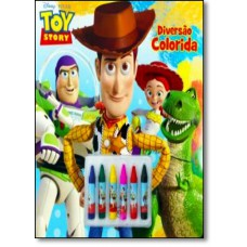 Disney - Diversao Colorida - Toy Story