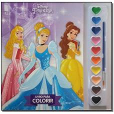 Disney Aquarela - Princesas