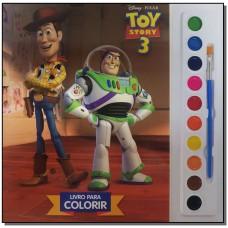 Aquarela Disney - Toy Story 3