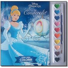 Disney Aquarela - Cinderela