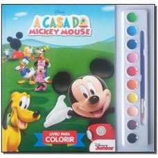 Disney Aquarela - A Casa Do Mickey Mouse