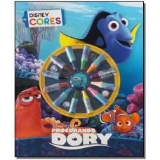 Disney - Cores - Procurando Dory
