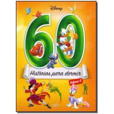 Disney - 60 Historias Para Dormir - Vol. 6
