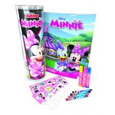 Tubo Histórias e Colorir Minnie