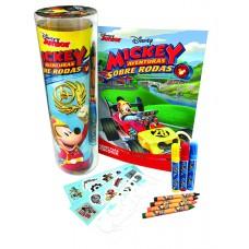 Disney - tubos - Mickey aventuras sobre rodas