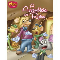 Mini - Fábulas: a assembleia dos ratos