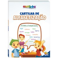 Cartilha de Alfabetização (Escolinha Todolivro)