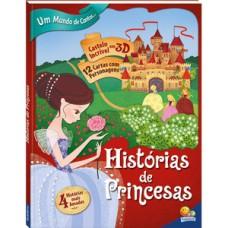 Um mundo de contos...Histórias de princesas
