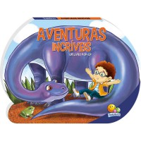 Dino-pop up: Aventuras Incríveis
