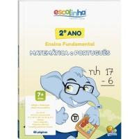 2º Ano - Matemática e Português (Escolinha Todolivro)
