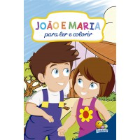 Clássicos para colorir: João e Maria