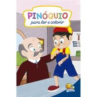 Clássicos para colorir: Pinóquio
