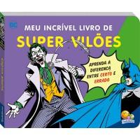 DC comics - meu incrível livro de... Supervilões