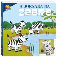 Dedoche - Leia e brinque: A jornada da zebra