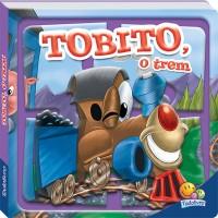 Meios de transporte em quebra-cabeças: Tobito, o trem