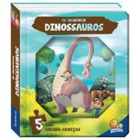 Janelinha lenticular - Minha aventura em quebra-cabeças: Os dinossauros