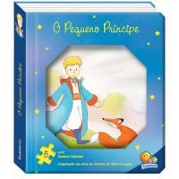 Janelinha lenticular - Minha aventura em quebra-cabeças: Pequeno príncipe