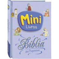 Minilivros: A Bíblia dos Pequeninos (Volume Único)