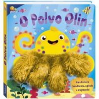Um livro-dedoche: O polvo Olin