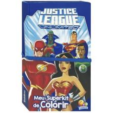 Superkit de Colorir-Licenciados:Justice