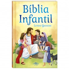 Bíblia Infantil (Letras Grandes)