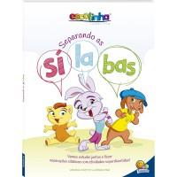 Escolinha Separando as sílabas: Volume único