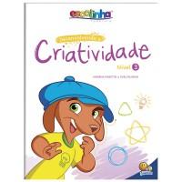 Escolinha Desenvolvendo a criatividade: Nível 3