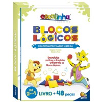 Escolinha Com matemática também se brinca: Blocos Lógicos