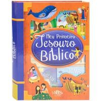 Meu Primeiro Tesouro Bíblico - Box com 6 unidades.