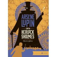 Arsene Lupin contra Herlock Sholmes: edição bolso de luxo (Clássicos Zahar)