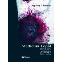Medicina legal - Texto e atlas