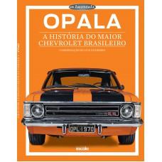 Opala A História Do Maior Chevrolet Brasileiro