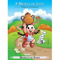 Turma da Mônica - fábulas ilustradas - a menina do leite