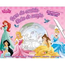 Disney - hora da comida - cheia de magia