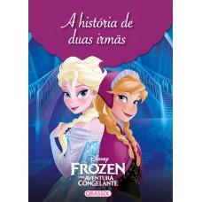 Disney - mundo Frozen - a história de duas irmãs