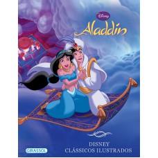Disney clássicos ilustrados - Aladim
