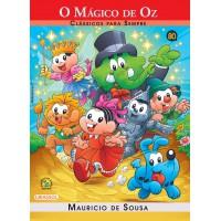 Turma da Mônica - clássicos Para sempre - o mágico de Oz