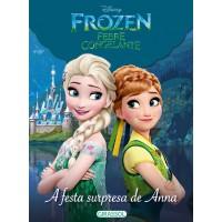 Disney - mundo Frozen - a festa surpresa de Anna