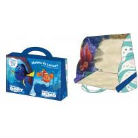 Disney - maleta de leitura - Procurando Dory E Procurando Nemo