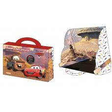 Disney - maleta de leitura - Carros