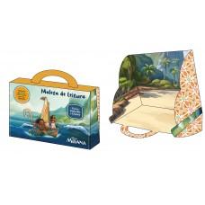 Disney - maleta de leitura - Moana