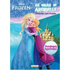 Disney - diversão Prozem - as irmãs de Arendelle