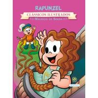 Turma da Mônica - clássicos Ilustrados novo - Rapunzel